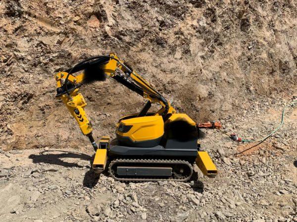robot para perforaciones